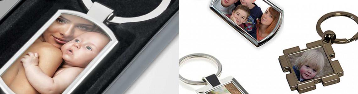 Photo Key Rings
