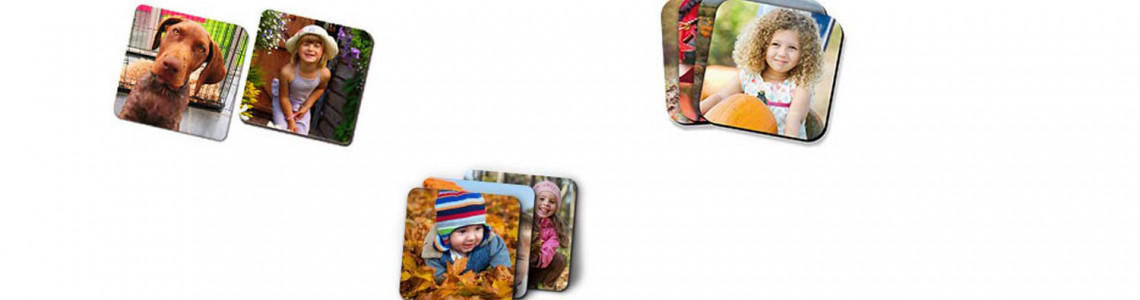 Protect Your Tables in Style with Photo Coasters